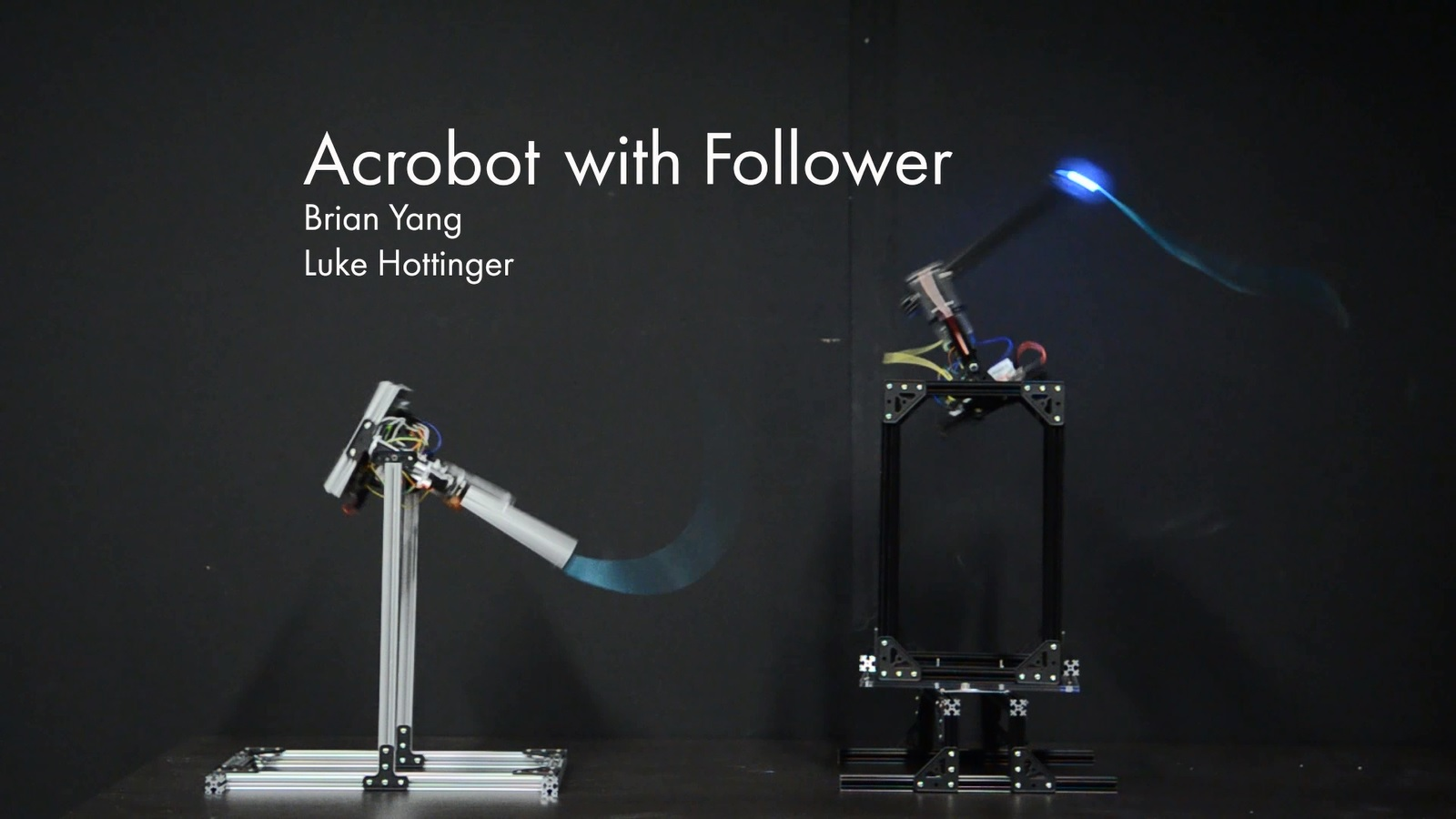 Acrobot with follower